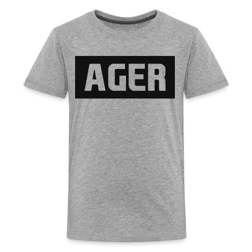 Ager's shirt for men - Kids' Premium T-Shirt
