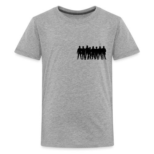 FC1B0E8F 0999 420B 8466 0D1BB33D6D2E - Kids' Premium T-Shirt