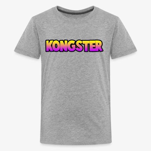 Kongster - Kids' Premium T-Shirt