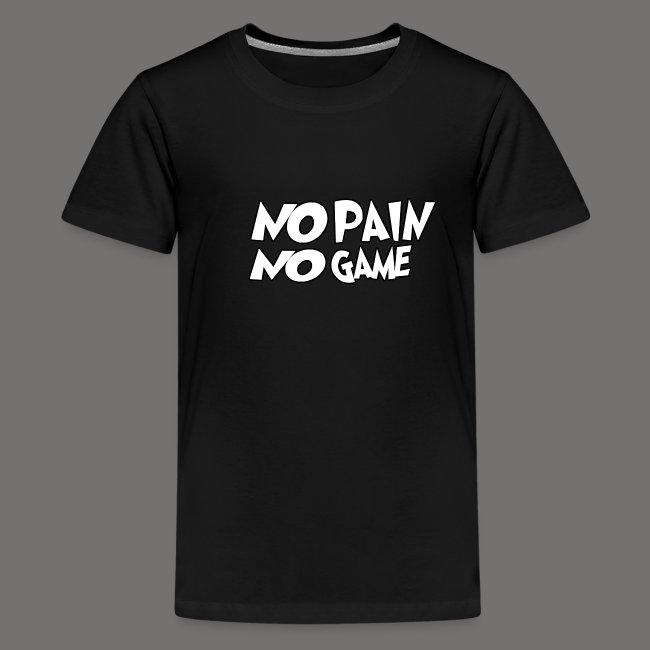 No Pain No Game png