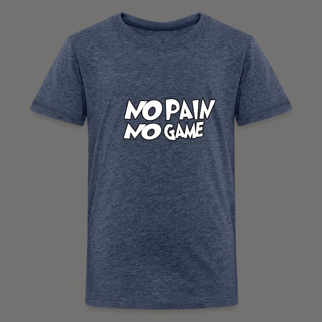 No Pain No Game png