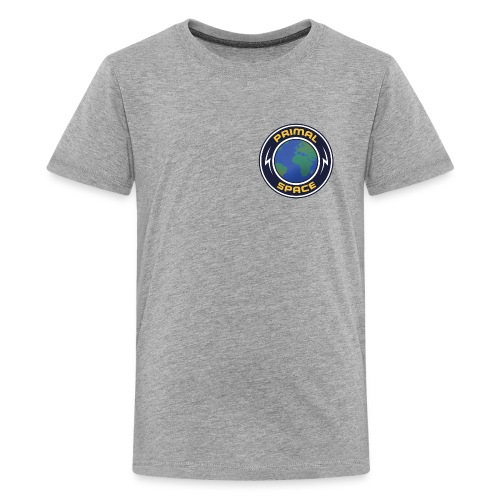 Primal Space Electric Logo - Kids' Premium T-Shirt