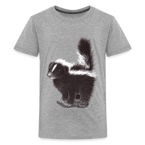 Cool cute funny Skunk - Kids' Premium T-Shirt