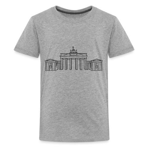 Brandenburg Gate Berlin - Kids' Premium T-Shirt