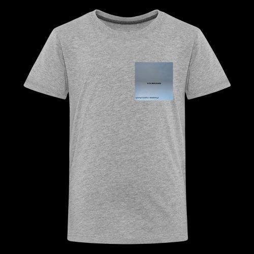 PosterMaker 1524288907561 - Kids' Premium T-Shirt