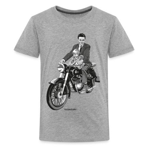Motorcycle - Kids' Premium T-Shirt