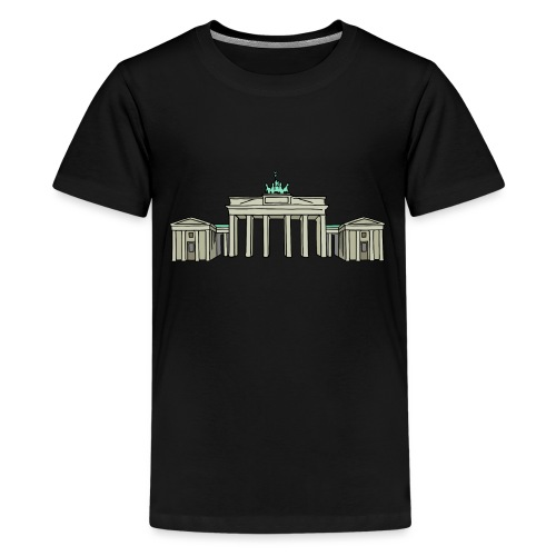 Brandenburg Gate Berlin - Kids' Premium T-Shirt
