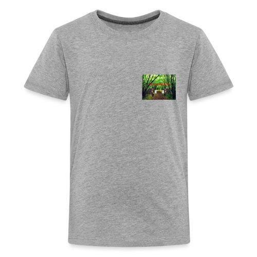 MOOSEMILK to high - Kids' Premium T-Shirt
