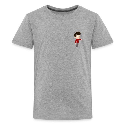 ab boy merch - Kids' Premium T-Shirt