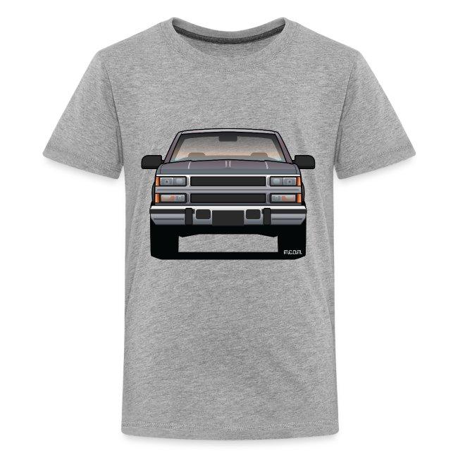 Design Icon: American Bowtie Silver Urban Truck