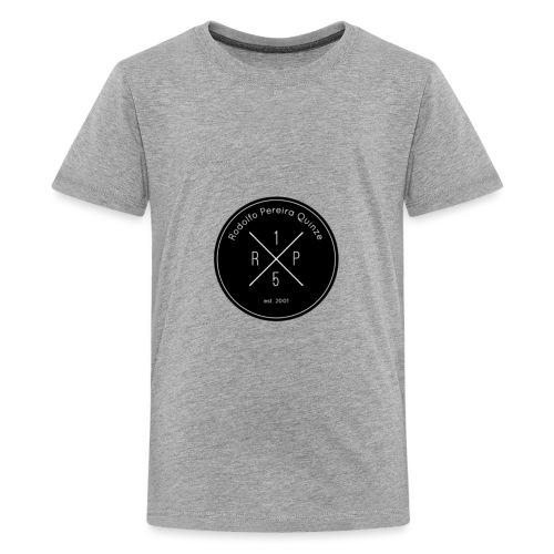 hipsterlogogenerator 1469968347933 bspline png - Kids' Premium T-Shirt