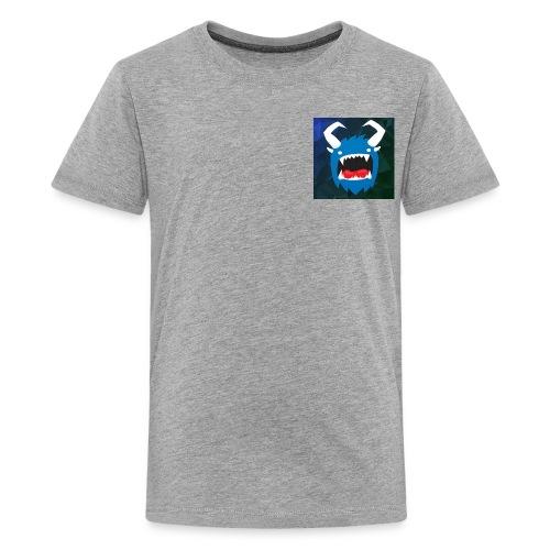 YouTube Icon - Kids' Premium T-Shirt