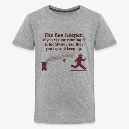 The Bee Keeper - Kids' Premium T-Shirt
