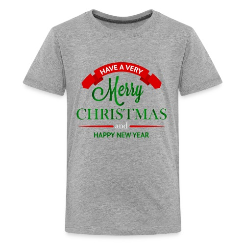 Have a Merry Christmas Decoration PNG Clipart 28 - Kids' Premium T-Shirt