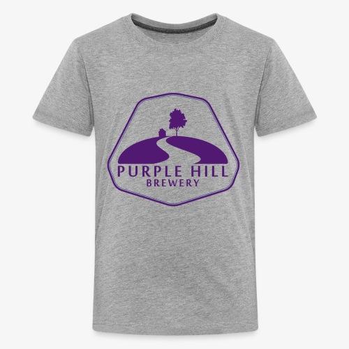 Purple Hill Brewery - Kids' Premium T-Shirt