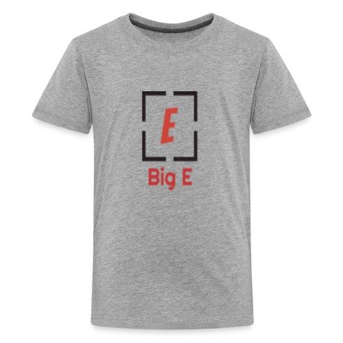Big E Basic - Kids' Premium T-Shirt