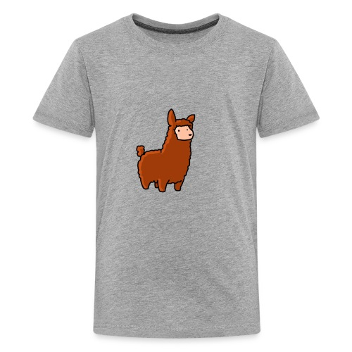 The lama - Kids' Premium T-Shirt