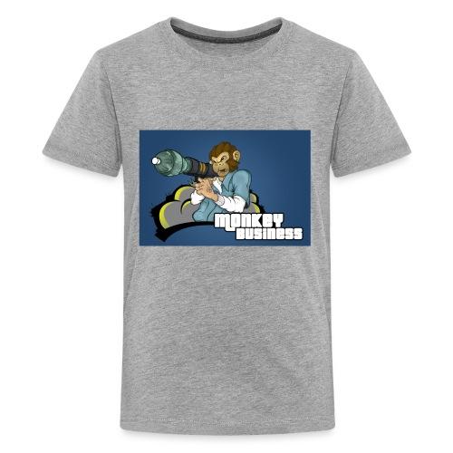 MonkeyBuisness - Kids' Premium T-Shirt