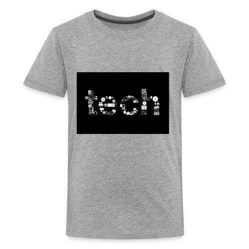 Tech - Kids' Premium T-Shirt