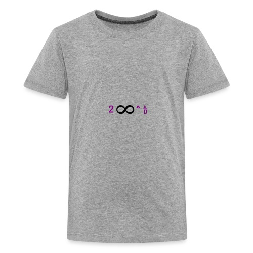 To Infinity And Beyond - Kids' Premium T-Shirt