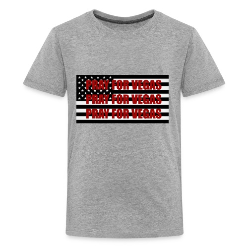 Pray for LAS VEGAS - Kids' Premium T-Shirt