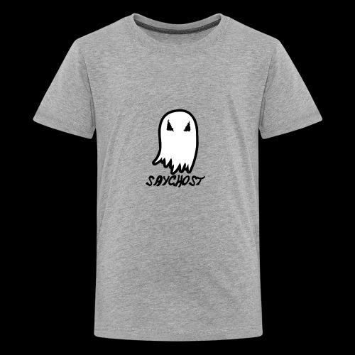 SayGhost Logo - Kids' Premium T-Shirt