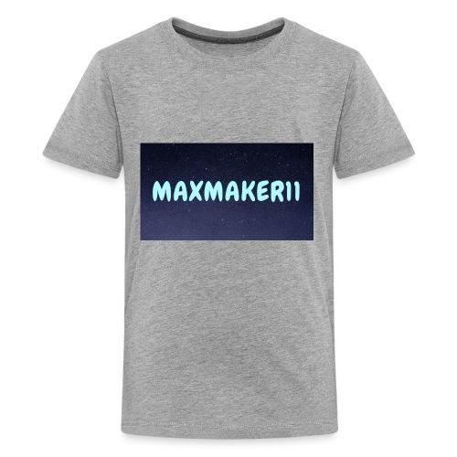 Maxmaker11 Shirt - Kids' Premium T-Shirt