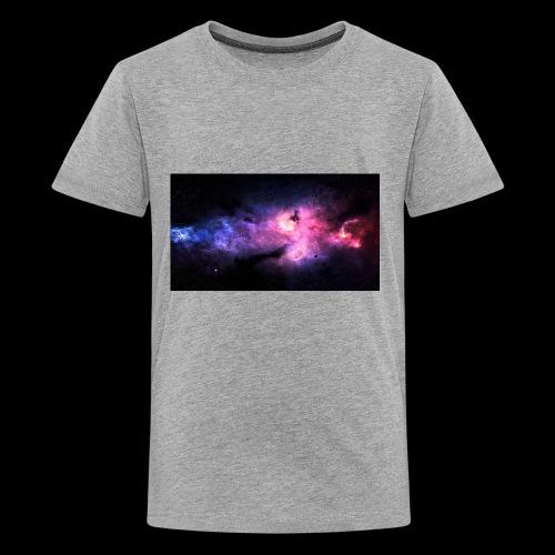 Galactic Wave - Kids' Premium T-Shirt