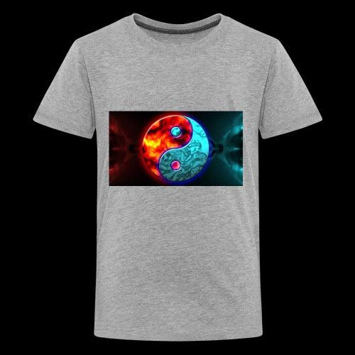 Master Of Chi - Kids' Premium T-Shirt