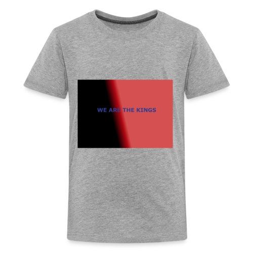 Limited edition Hoodie - Kids' Premium T-Shirt