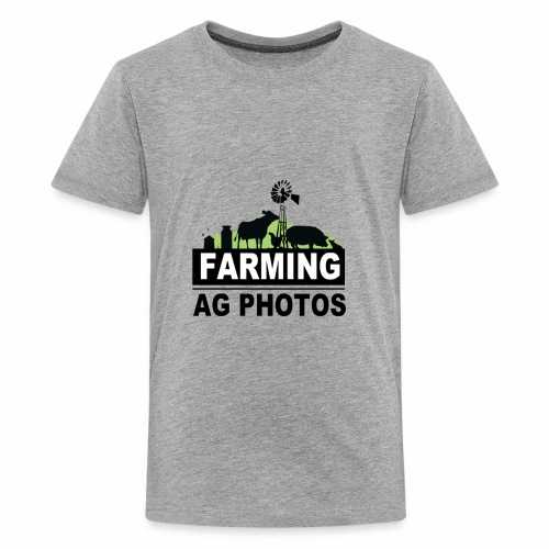 Farming Ag Photos - Kids' Premium T-Shirt