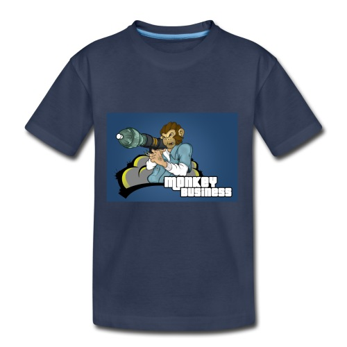 MonkeyBuisness - Kids' Premium T-Shirt