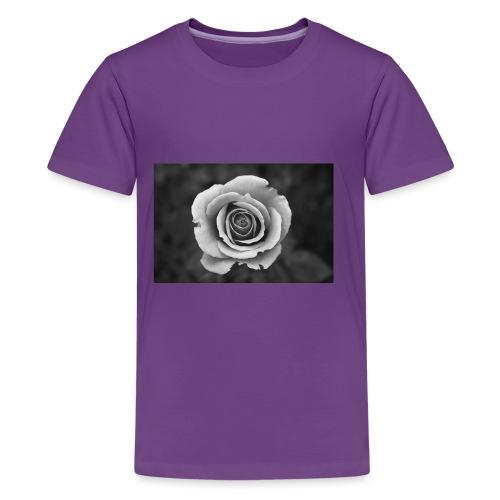 dark rose - Kids' Premium T-Shirt