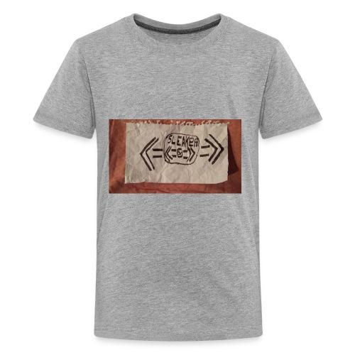 Sleaker - Kids' Premium T-Shirt