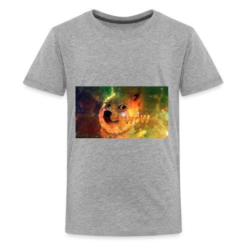 Wow Doge - Kids' Premium T-Shirt