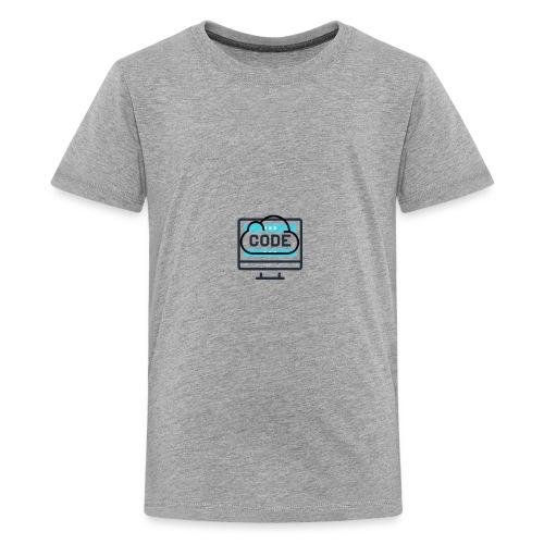 #CodesIsTheBestOwner - Kids' Premium T-Shirt