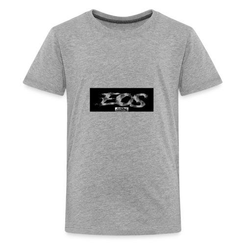 EOS clothing // NEW Brush logo - Kids' Premium T-Shirt