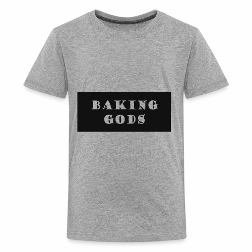 baking gods - Kids' Premium T-Shirt