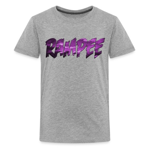 Purple Cloud Rampee - Kids' Premium T-Shirt