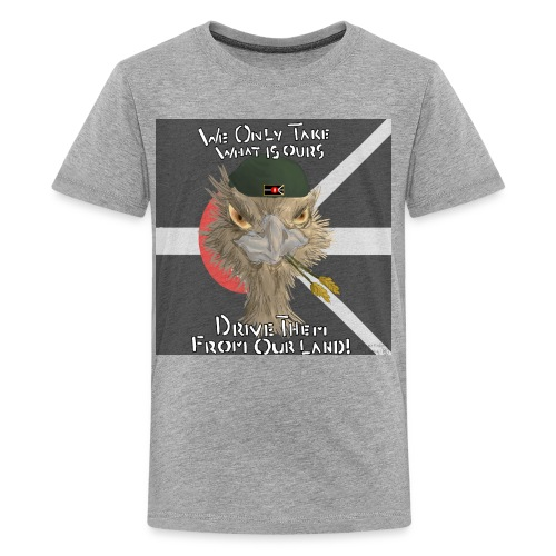 We Only Take what is Ours. - Kids' Premium T-Shirt