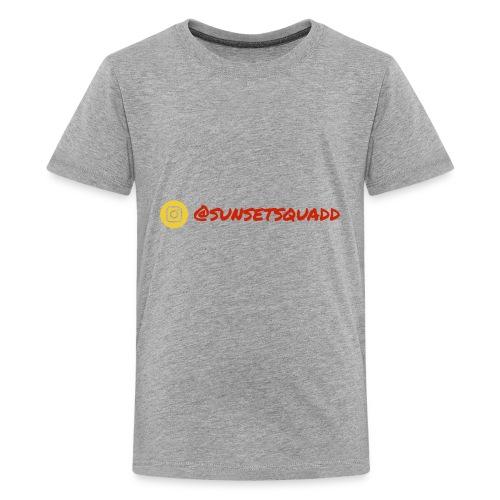 SunsetSquadd Handle - Kids' Premium T-Shirt