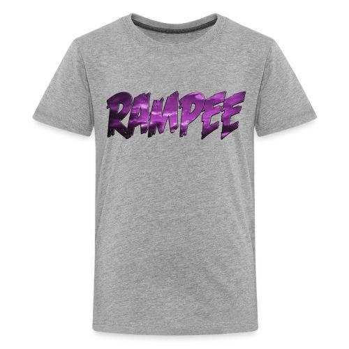 Purple Cloud Rampee - Kids' Premium T-Shirt