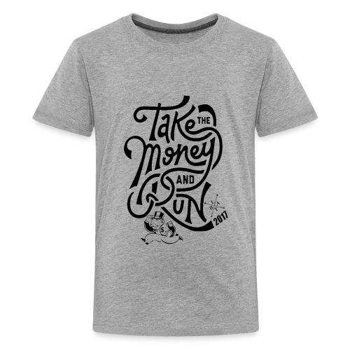 moneybig - Kids' Premium T-Shirt