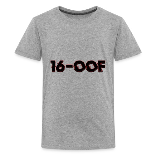 16 - OOF Collection - Kids' Premium T-Shirt