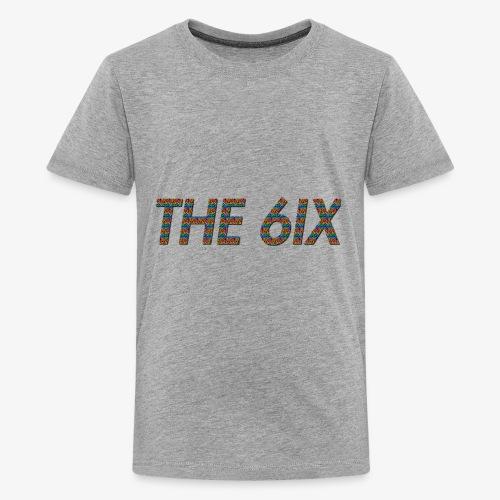 THE 6 - Kids' Premium T-Shirt