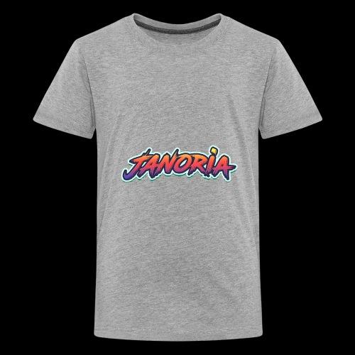 Janoria's Name - Kids' Premium T-Shirt