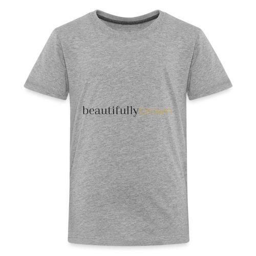beautifullybrown - Kids' Premium T-Shirt