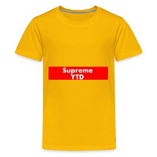 supreme ytd - Kids' Premium T-Shirt