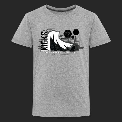 Wicked Dano Sneaker 1 - Kids' Premium T-Shirt