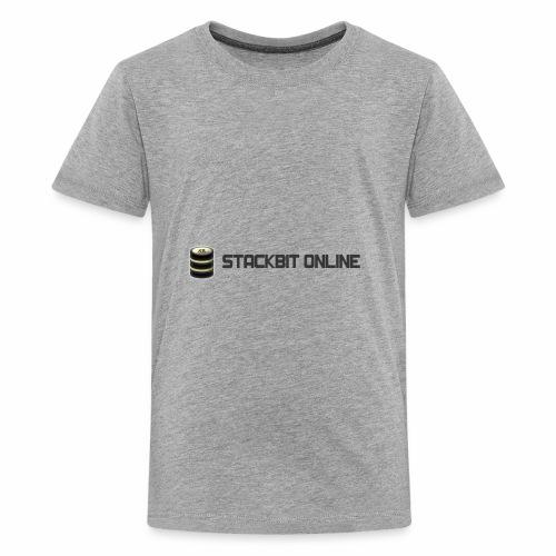 stackbit online - Kids' Premium T-Shirt